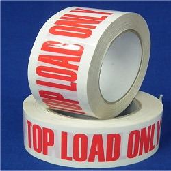 PRINTED TOP LOAD TAPE