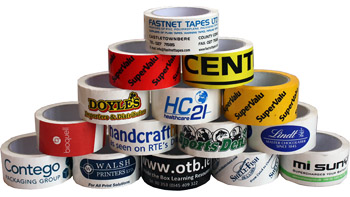 PRINTED CUSTOM TAPES