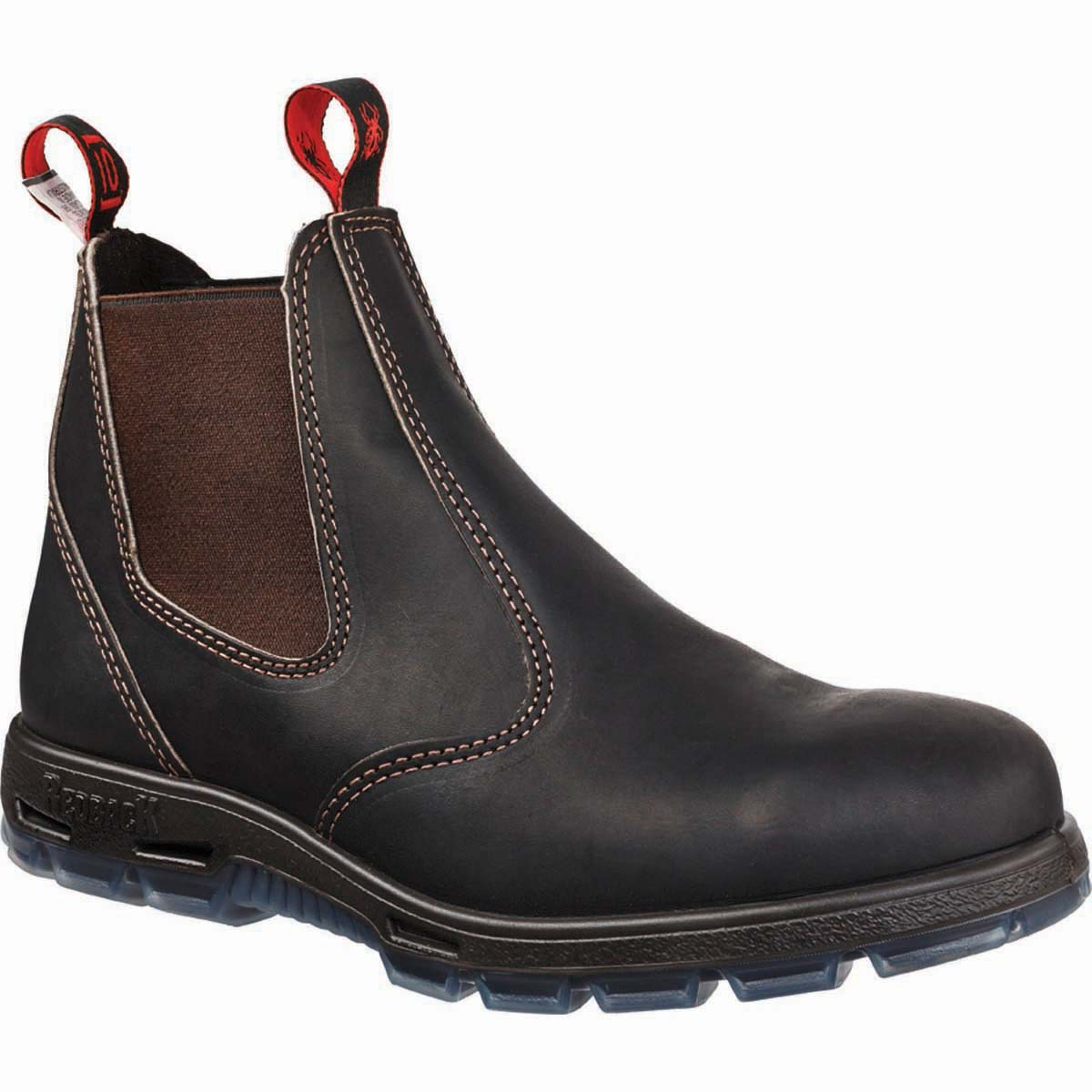 RED BACK WORK BOOTS