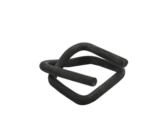 PHOSPHATE BUCKLES FOR POLY WOVEN STRAPPING